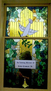 Thomas Memorial Window