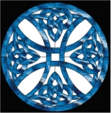 Celtic knots, Celtic Designs, stained glass, triskele, triquatra