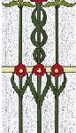 Free Monthly Stained Glass Pattern 2/2013