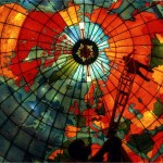 THE STAINED GLASS MAPPARIUM – Amazing!